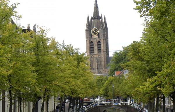 De oude Jan in Delft