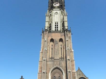 Kirche in Delft