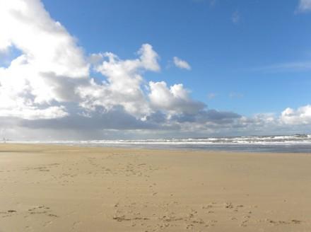 Beach near Katwijk