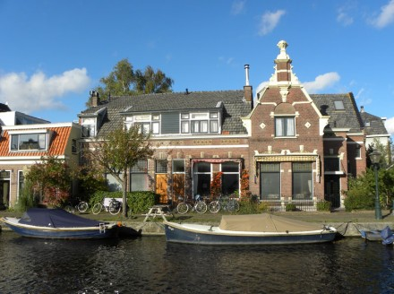 Old house near Leiden