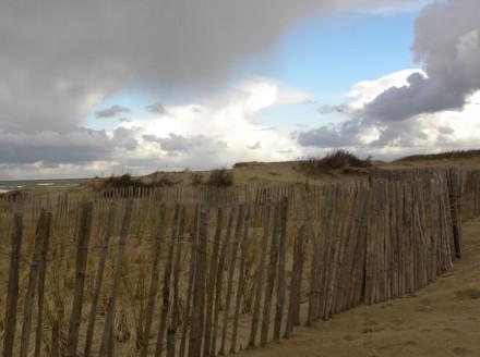 Strand in Katwijk