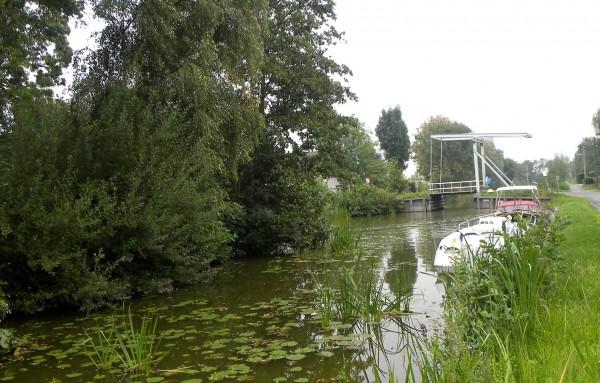 Auf dem Weg zum Oudewater