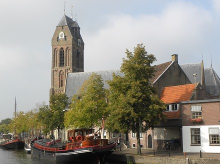 View on Oudewater