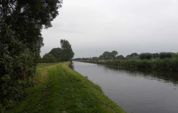Tow path near Oudewater