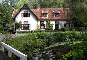 House near Linschoten