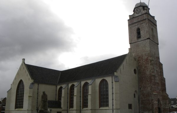 Katwijk Church