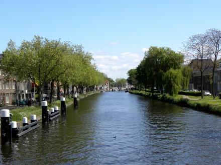 De Vliet in Delft