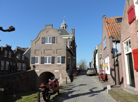Fortified town of Nieuwpoort