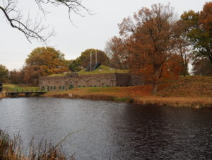 Fort along the Waterline
